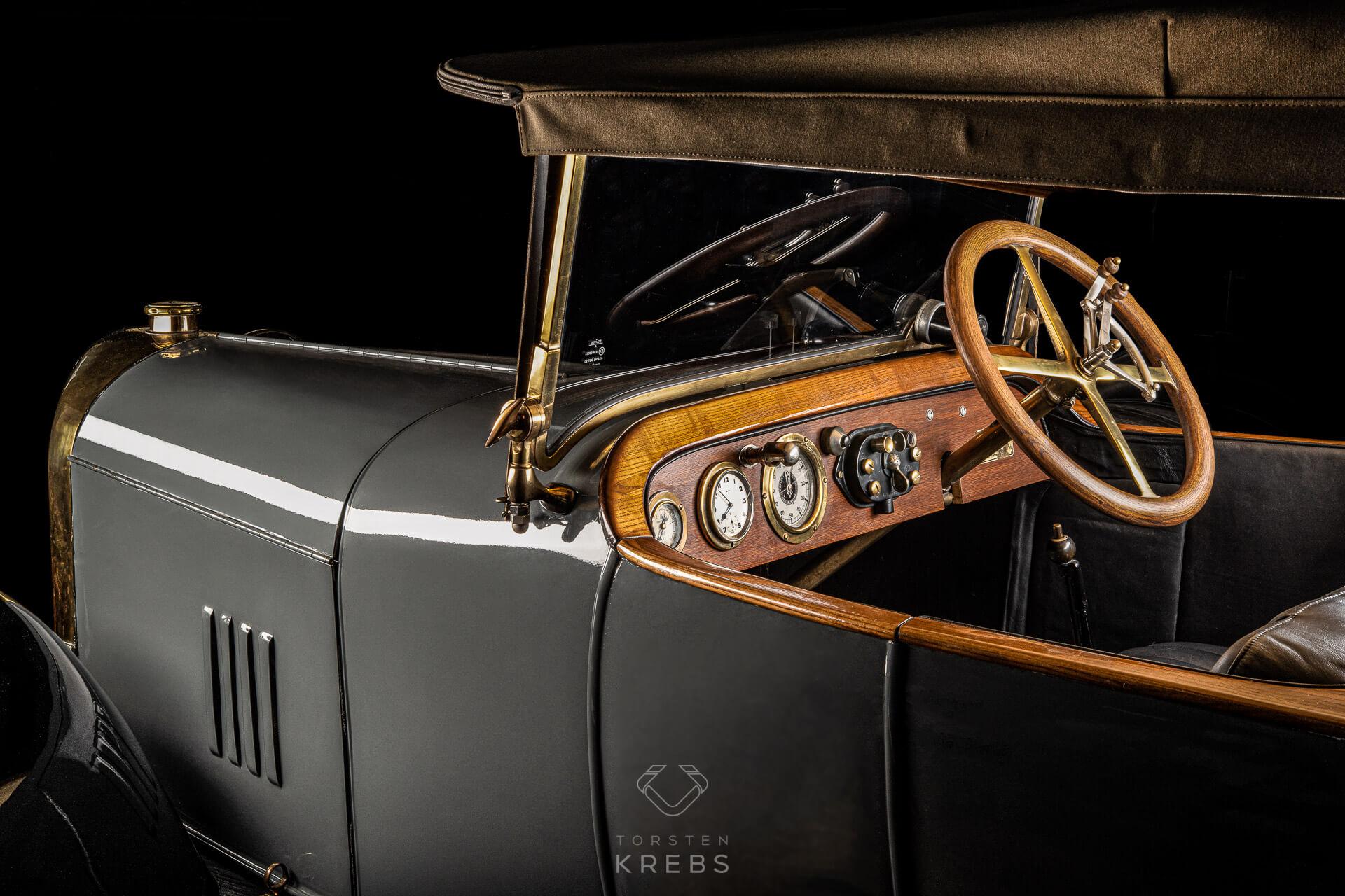 Torsten Krebs Oldtimer Fotografie Carl Benz & Soehne Wagen 8/25 Baujahr 1924