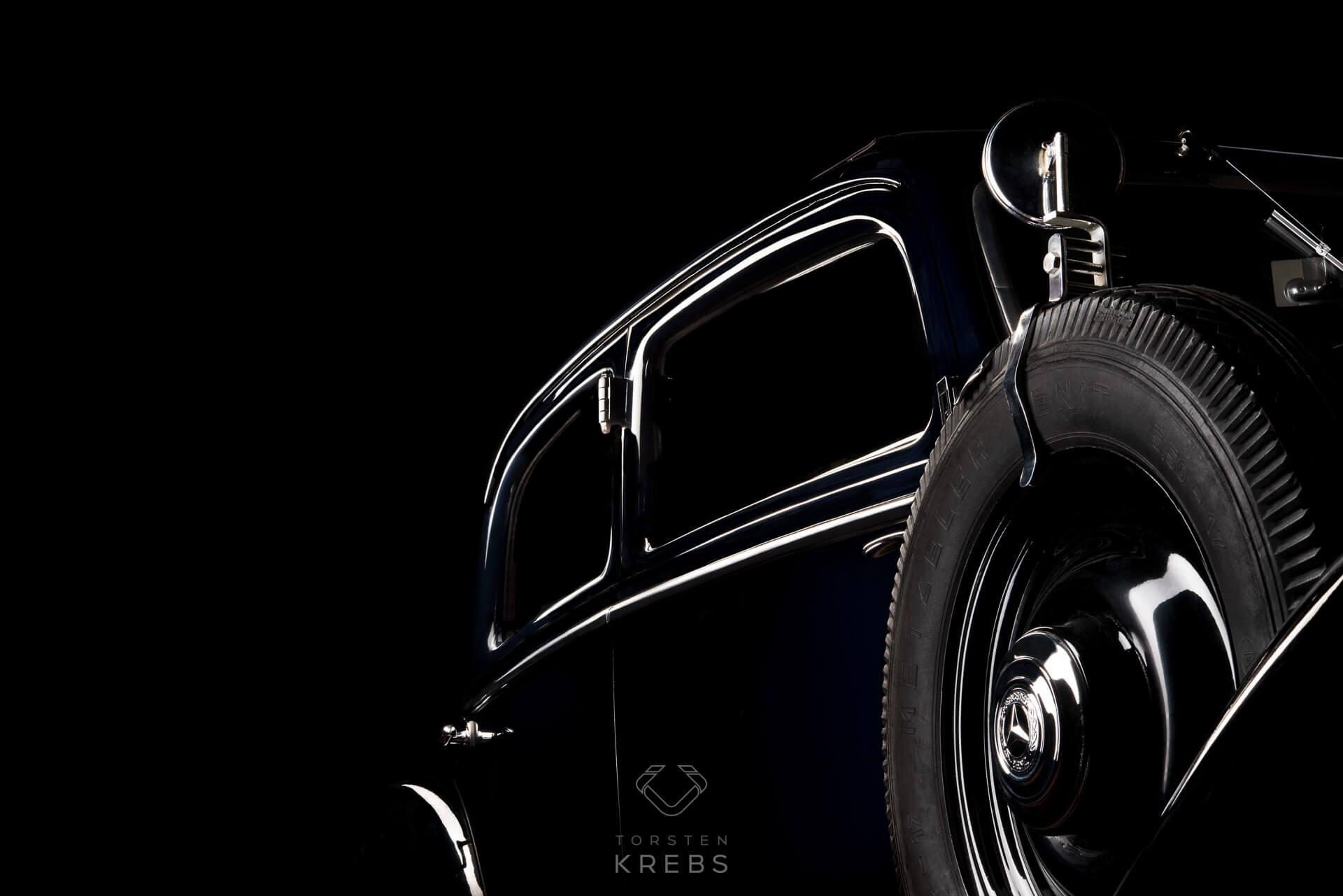 Torsten Krebs Oldtimer Fotografie Mercedes Benz 230 W 143 Baujahr 1936