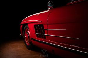 Torsten Krebs Oldtimer Fotografie Mercedes Benz 300 SL Roadster Baujahr 1957